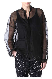 HAIDER ACKERMANN Sheer blouse