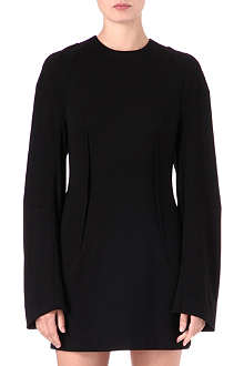 MAISON MARTIN MARGIELA Wide-sleeved dress