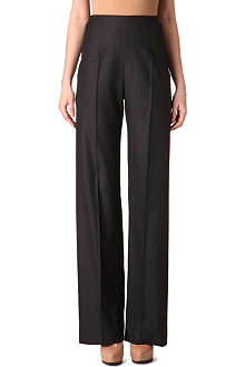 MAISON MARTIN MARGIELA High-waisted trousers