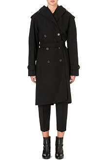 MAISON MARTIN MARGIELA Double-breasted trench coat