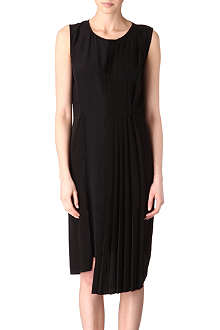 MAISON MARTIN MARGIELA Asymmetric-hem dress