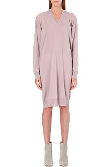 MAISON MARTIN MARGIELA Oversized wool jumper dress