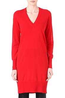 MAISON MARTIN MARGIELA Fine-knit jumper dress