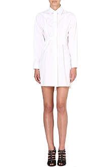 MAISON MARTIN MARGIELA Stretch-cotton shirt dress