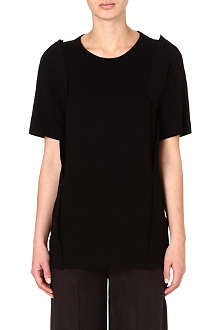 MAISON MARTIN MARGIELA Oversized cotton top