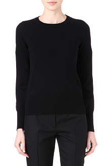 MAISON MARTIN MARGIELA Split-sleeve knitted jumper