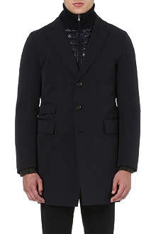 MONCLER Lesparre removable-insert coat