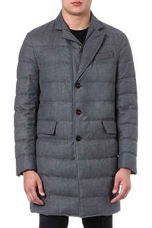 MONCLER Mael quilted coat