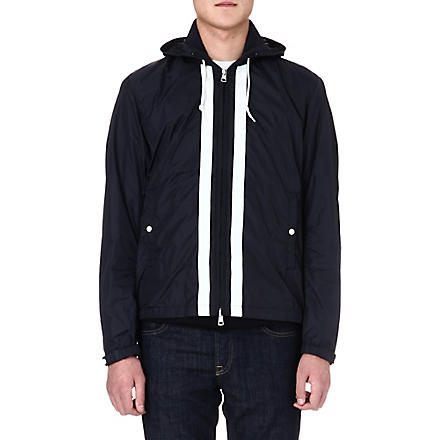 MONCLER Edgar hooded jacket (Navy