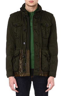 MONCLER Gilbert field jacket