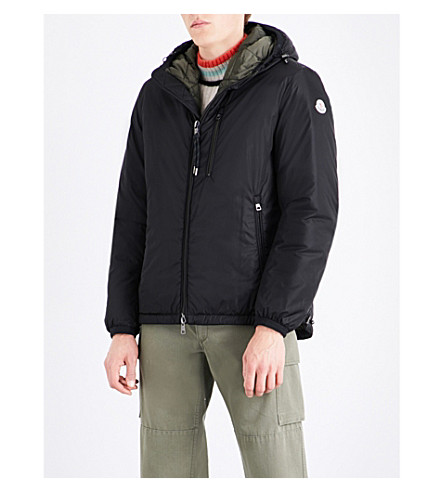 MONCLER Guimet shell jacket (Black