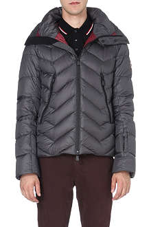 MONCLER Brive quilted jacket