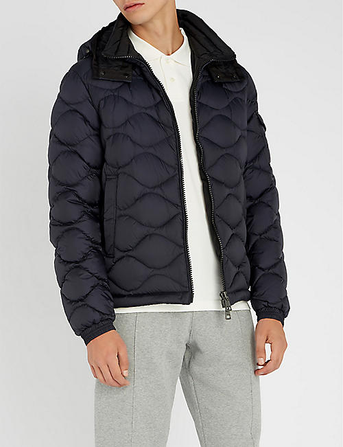MONCLER Morand quilted-down jacket