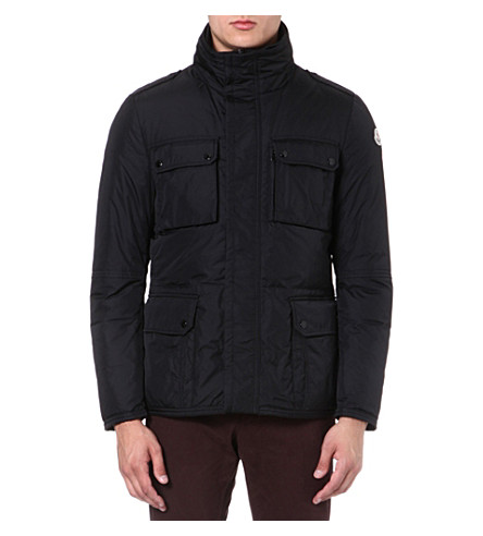 MONCLER Amazzone padded jacket (Black
