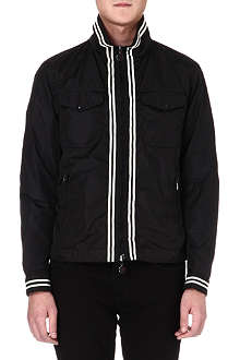 MONCLER Harrington reversible jacket