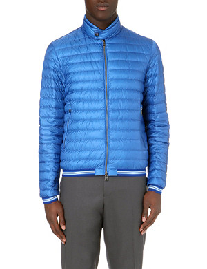 MONCLER David quilted shell jacket