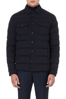 MONCLER Luberon quilted jacket