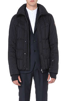 MONCLER Olonne slim-fit quilted jacket