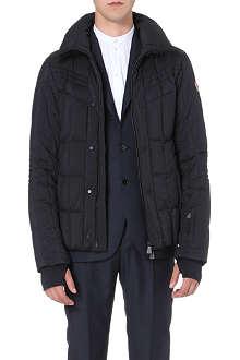 MONCLER Olonne slim-fit quilted jacket