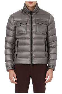 MONCLER Edward quilted hooded jacket