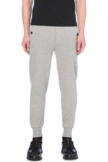 MONCLER Cotton-jersey jogging bottoms