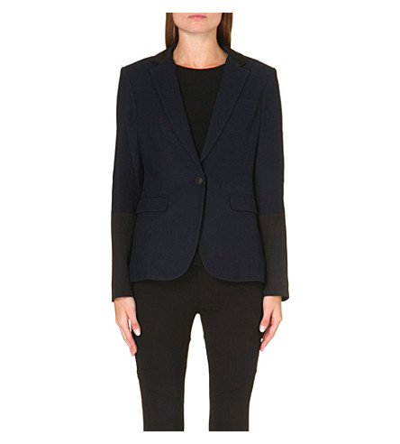 RAG & BONE Timeless cotton blazer (Navy