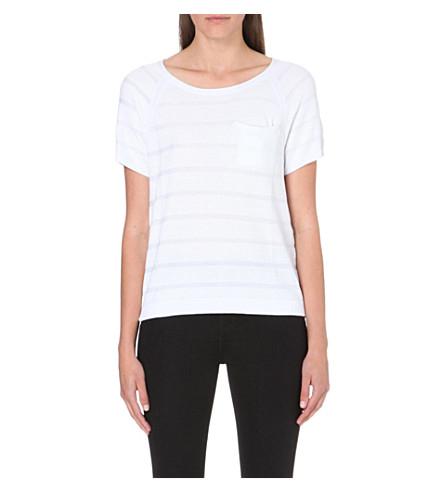 RAG & BONE Donna raglan t-shirt (White