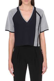 RAG & BONE Sammi jersey top