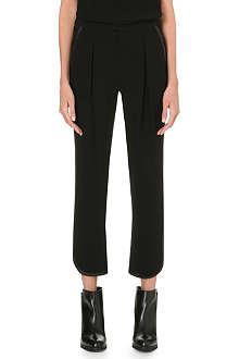 RAG & BONE Platini crepe trousers