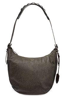 RAG & BONE Bradbury textured leather shoulder bag