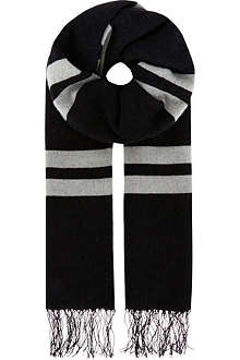 RAG & BONE Bold striped scarf