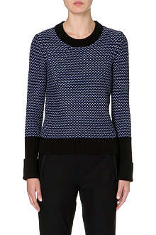 RAG & BONE Sabina crew-neck jumper