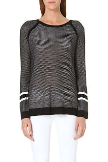 RAG & BONE Martina striped jumper