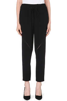 RAG & BONE Alex crepe trousers