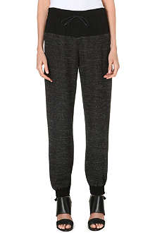 RAG & BONE Owen cotton-blend jogging bottoms