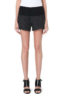 RAG & BONE Kelly cotton-blend shorts