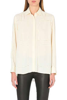 RAG & BONE Sally silk shirt