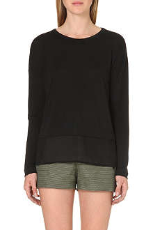 RAG & BONE Eden jersey top