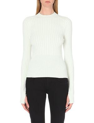 RAG & BONE Leslie stretch-wool jumper