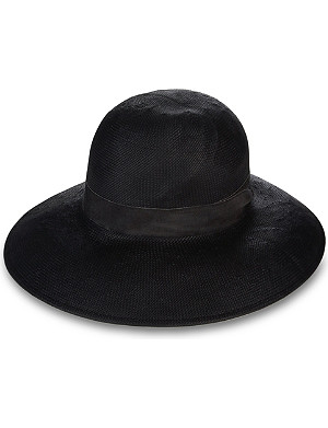 RAG & BONE Wide-brimmed beach hat