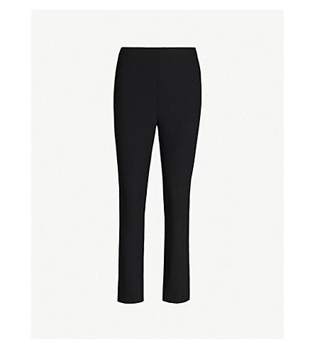 RAG & BONE 西蒙妮紧身弹力棉裤子 (黑色