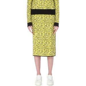 Viola knitted midi skirt