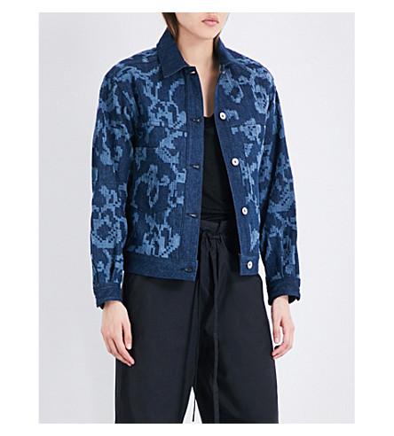 RAG & BONE Concord denim jacket (Indigo