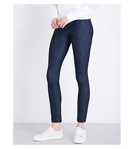 RAG & BONE Simone skinny high-rise denim trousers (Indigo