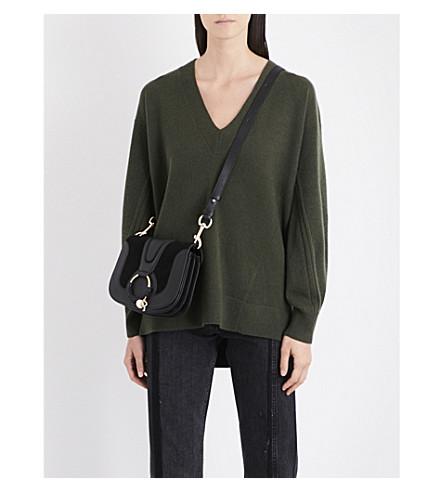 RAG & BONE V-neck cashmere jumper (Green