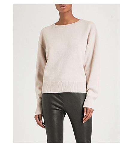 RAG & BONE Sutton boxy-fit cashmere jumper (Mink