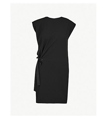 RAG & BONE过渡的绉裙 (黑色