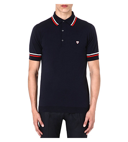 JOHN SMEDLEY Cambourne polo shirt (Navy