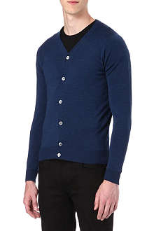 JOHN SMEDLEY Sandown slim-fit cardigan
