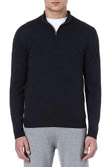 JOHN SMEDLEY Extra fine merino jumper
